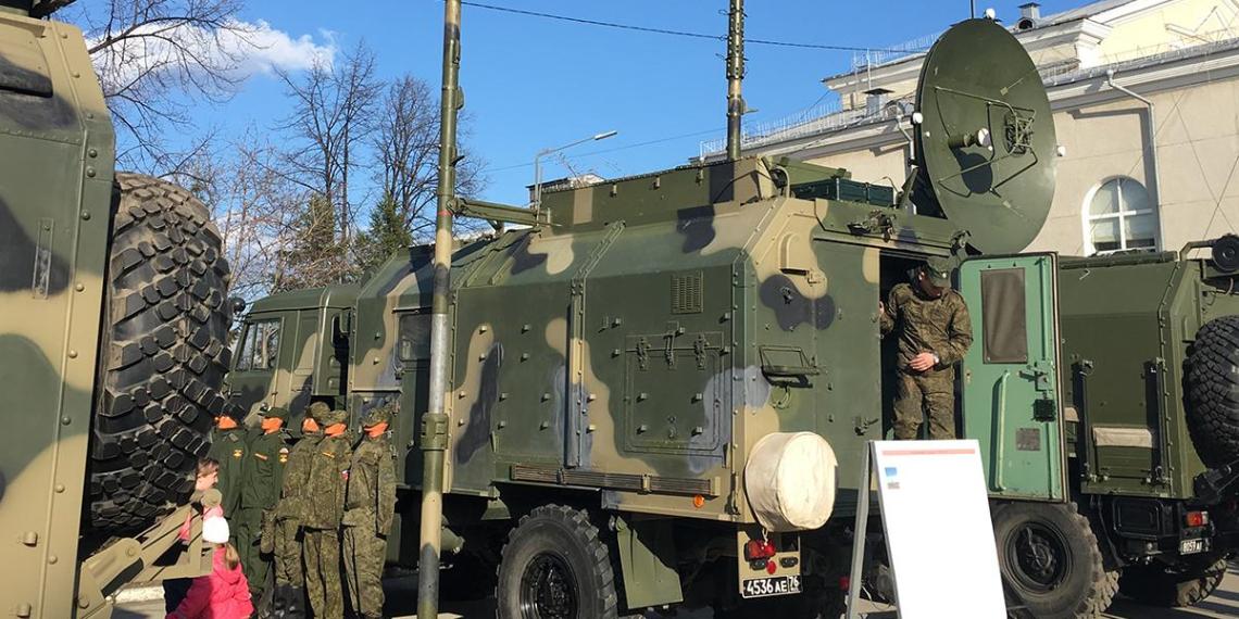 На Урале военные украли аппаратуру на 13 миллионов