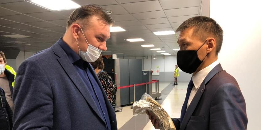 В Читу прибыли врачи из Москвы для помощи в борьбе с коронавирусом