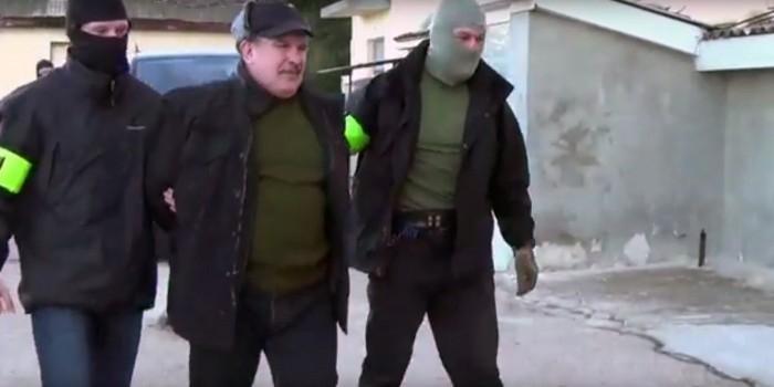 В Севастополе задержали экс-сотрудника штаба ЧФ за шпионаж в пользу Украины