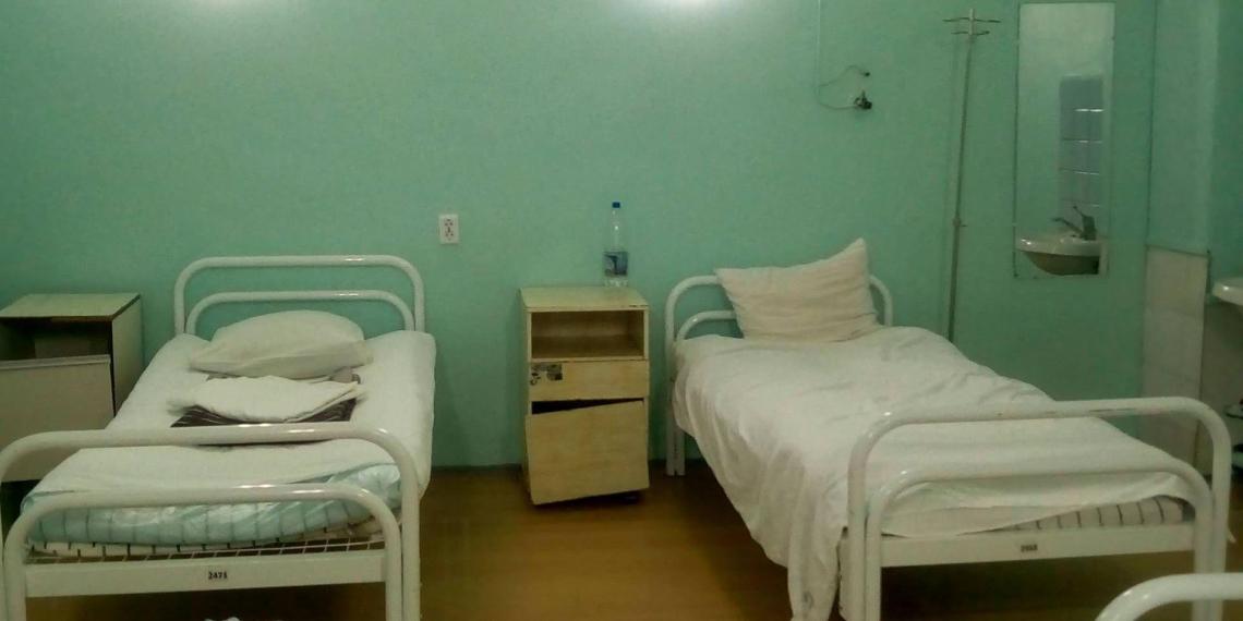 Счетная палата: почти в трети детских больниц в России нет водопровода, в половине — горячей воды