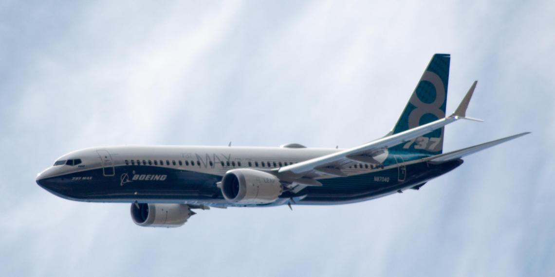 Boeing впервые с 1962 года не получил ни одного заказа на самолеты за месяц