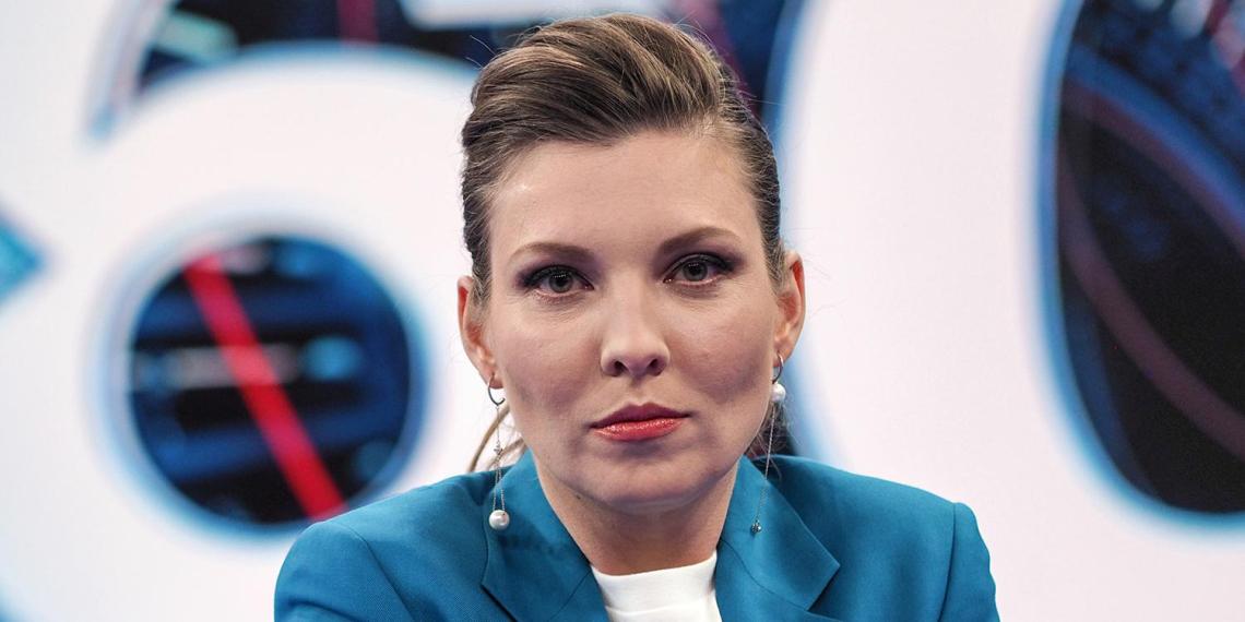 Скабеева похвалила белорусских силовиков за жёсткий разгон протестующих