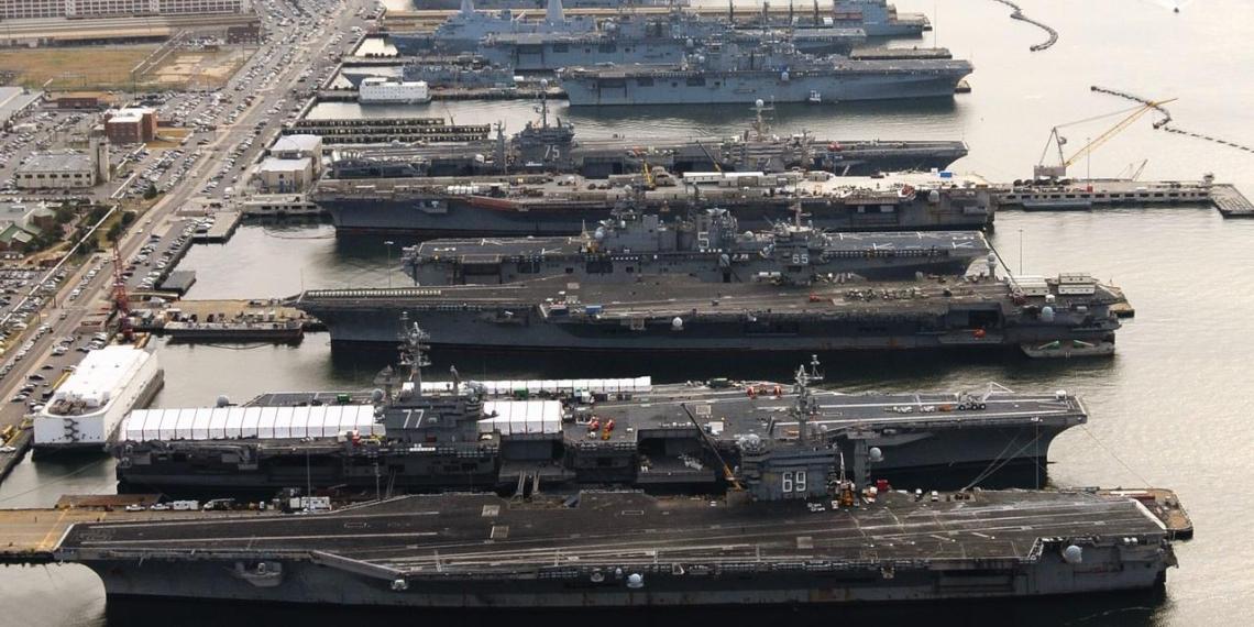 Названы способы уничтожения авианосцев США в случае войны с Россией