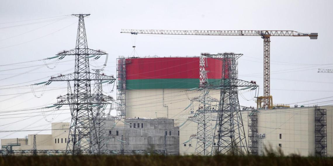 Литва призывает население запасаться продуктами из-за БелАЭС