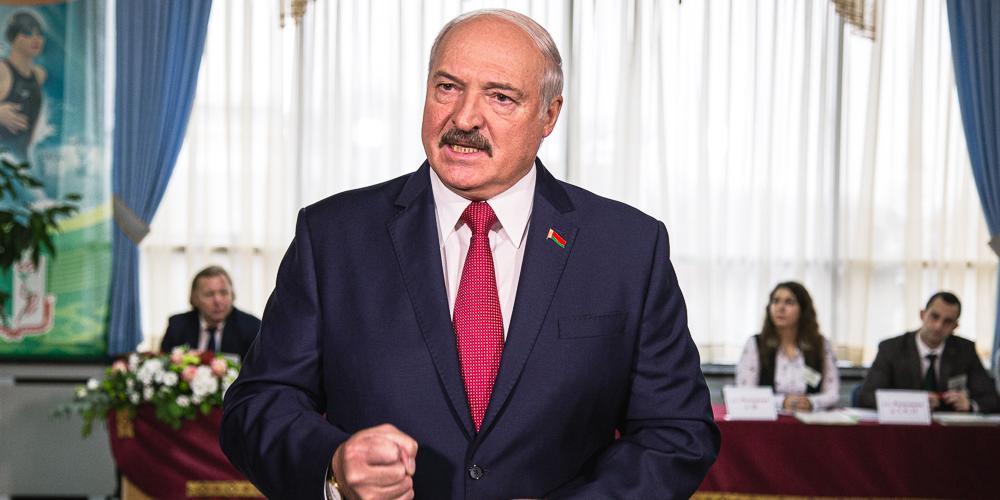 Лукашенко объявил о войне за энергоресурсы