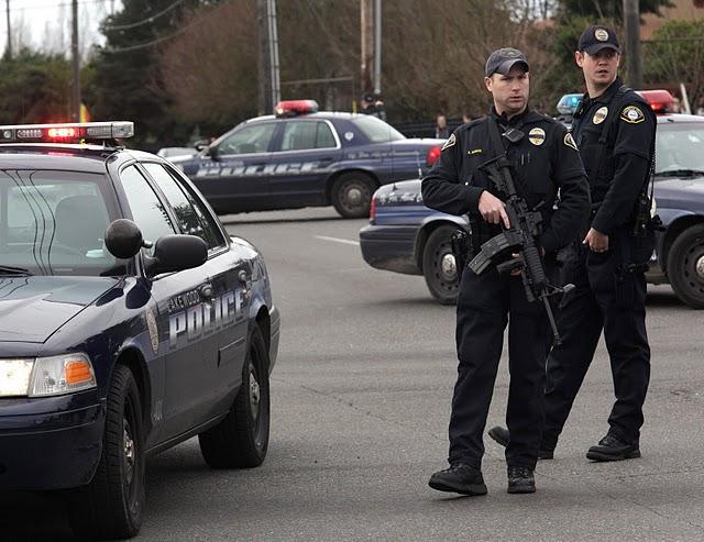За жителями Лос-Анджелеса будет установлен глобальный полицейский надзор
