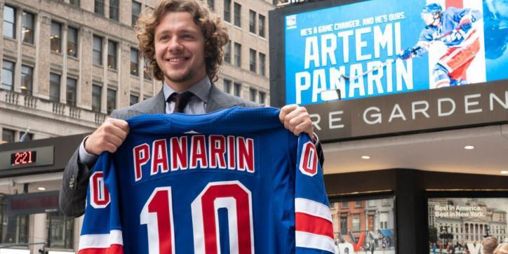 Хоккеист Панарин возмущен критикой за его помощь больнице в Нью-Йорке