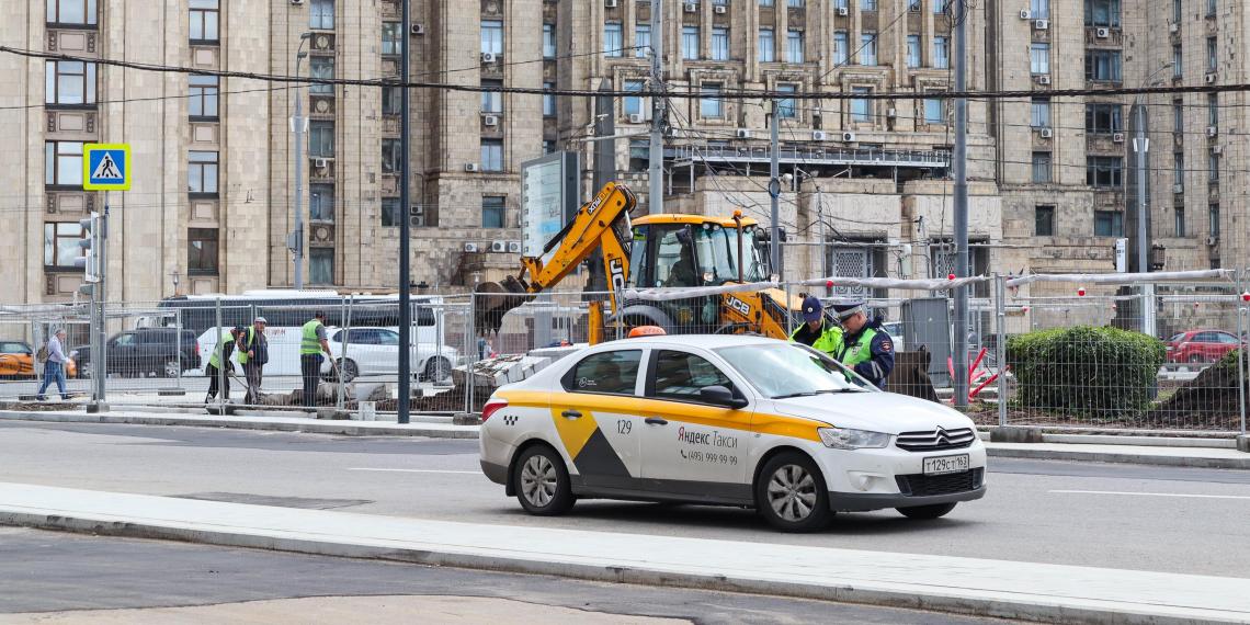 Власти Москвы запустят цифровую систему проверки таксистов