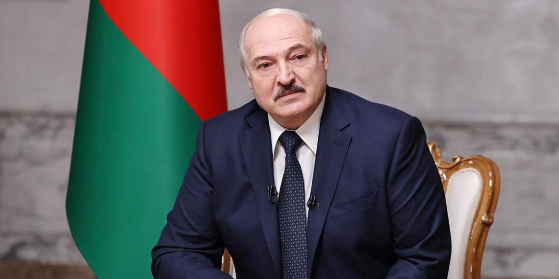Лукашенко назвал Украину форпостом антибелорусских провокаций