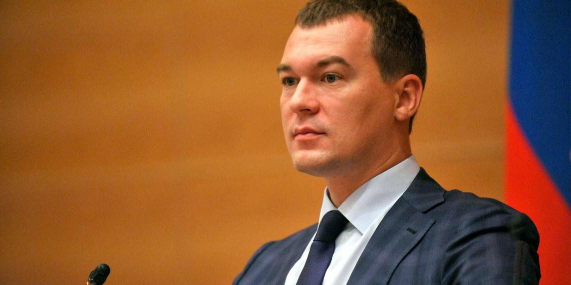Дегтярев уволил главу минздрава Хабаровского края