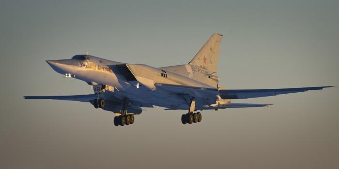 ВВС Крыма усилят эскадрильей бомбардировщиков Ту-22М3