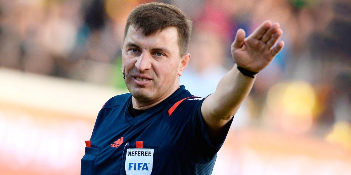 Арбитра Вилкова пожизненно отстранили от судейства в футболе