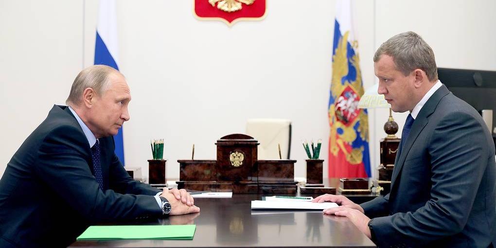 Глава ВЦИОМ: Морозов мог победить в первом туре на выборах в Астраханской области