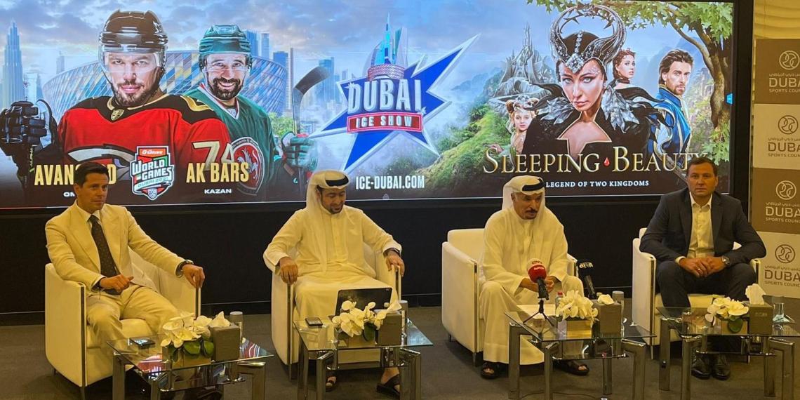 В КХЛ задумались о создании клуба в ОАЭ