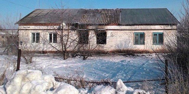 В Самарской области отец признался в поджоге дома, в котором погибли трое детей