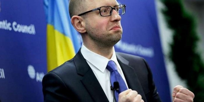 Яценюк: Украина - форпост борьбы против российского империализма