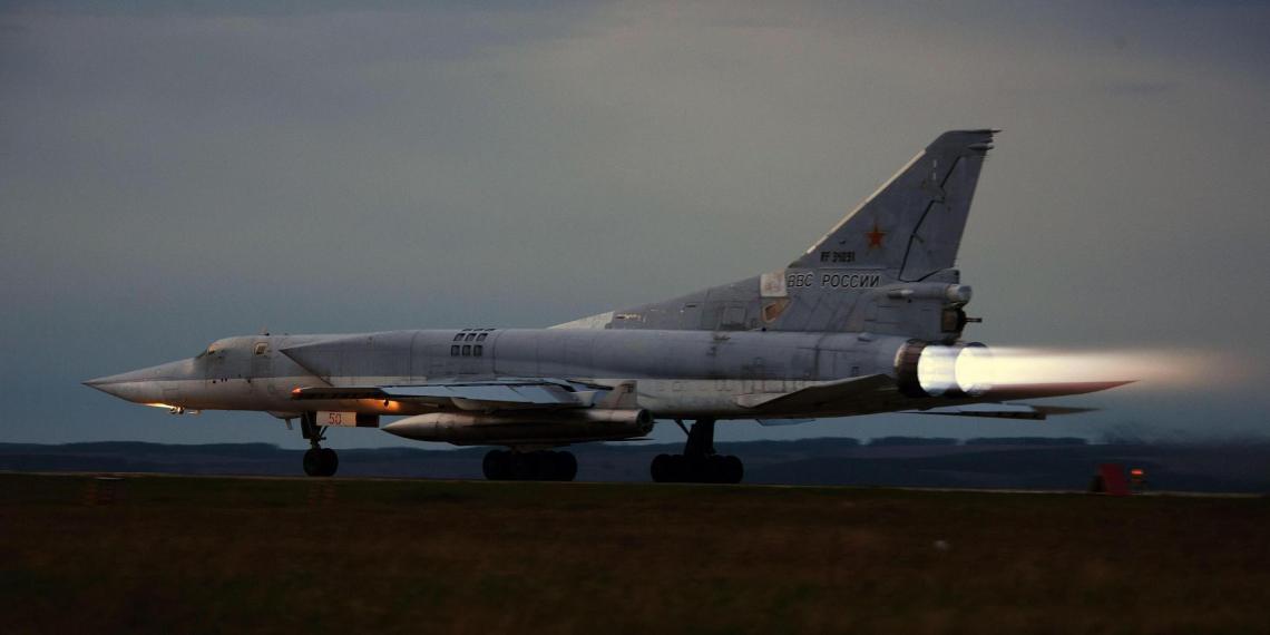 Под Калугой на Ту-22М3 неожиданно сработала катапульта, трое летчиков погибли