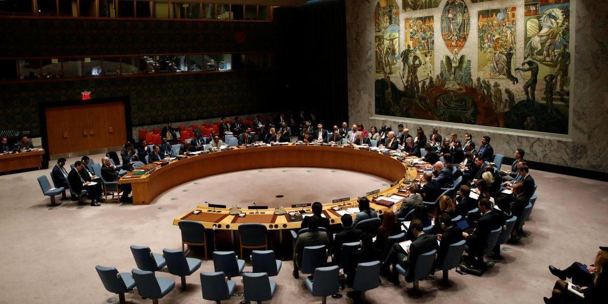 Украина созывает Совбез ООН по ситуации в Крыму