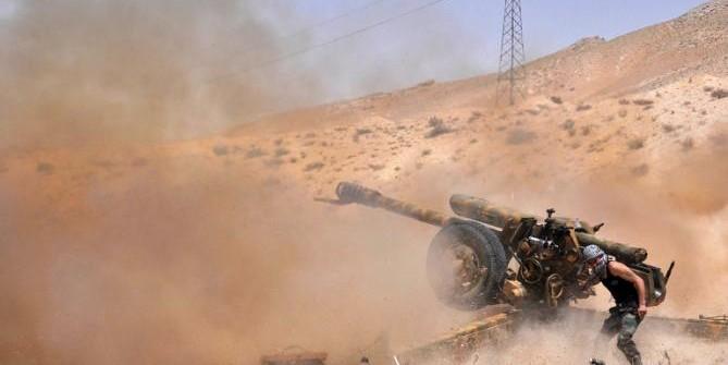 В Сирии при выполнении спецоперации погиб российский офицер