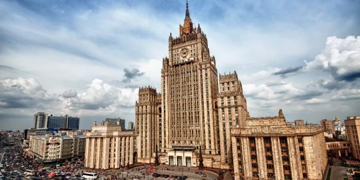 МИД увидел в западных СМИ дезинформацию о теракте в России