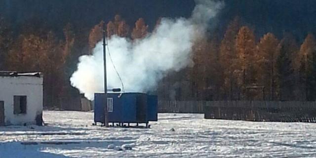 Жители поселка в Бурятии отметят двадцатый Новый год без электроснабжения
