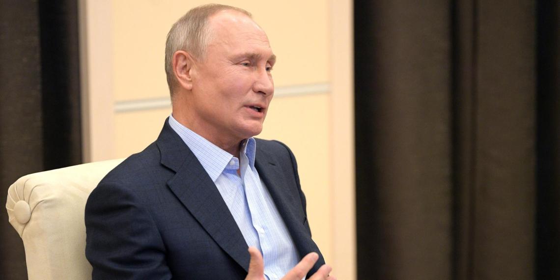 Путин указал на важность обмена данными по Covid-19 с другими странами