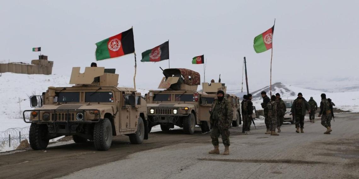 Талибам досталась боевая техника США на сумму 85 миллиардов долларов