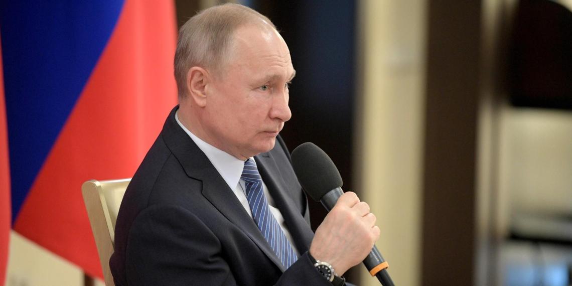 Путин: властям важно слышать предпринимателей напрямую