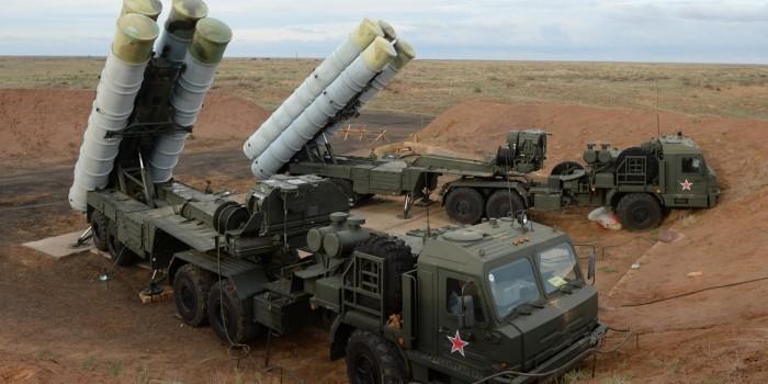 """Концерн """"Алмаз-Антей"""" рассказал о возможностях комплекса С-500"""
