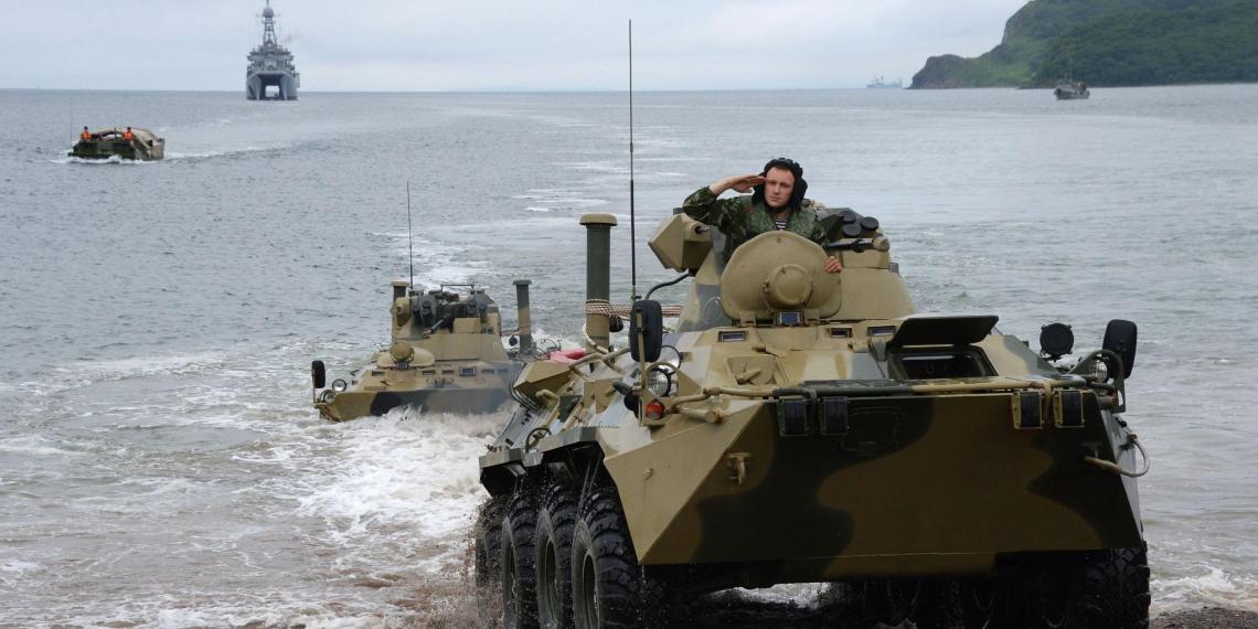 NI включил российскую морскую пехоту в пятерку лучших в мире