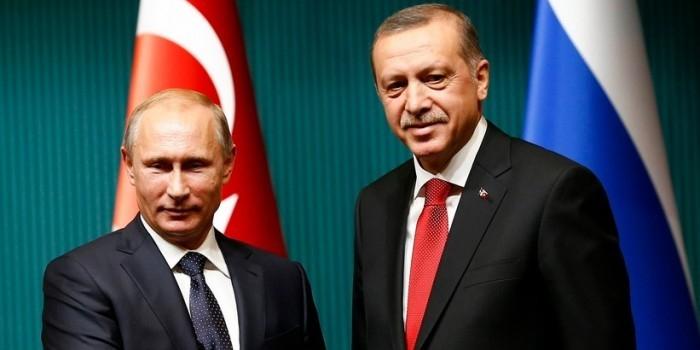 Владимир Путин и Реджеп Эрдоган договорились увеличить товарооборот до $100 млрд