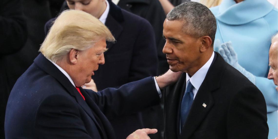Трамп обвинил в распространении коронавируса Обаму