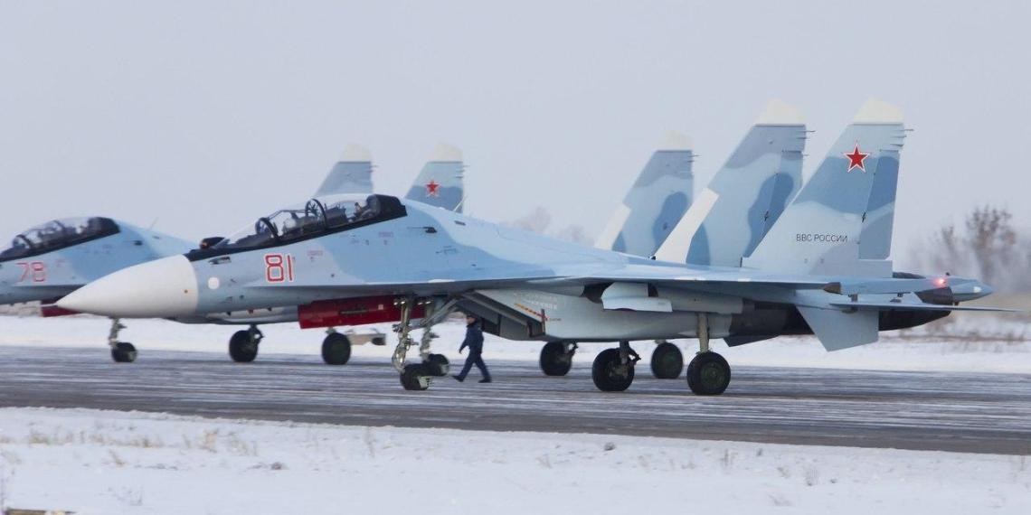 Армения решила приобрести у России 12 истребителей Су-30СМ