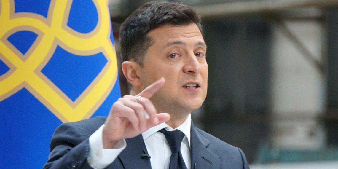 Зеленский рассказал о своих достижениях на посту президента Украины