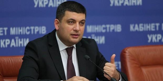 Украинский премьер попросил у генсека ООН больше гуманитарной помощи