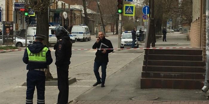 СМИ узнали о взрыве возле школы в Ростове-на-Дону