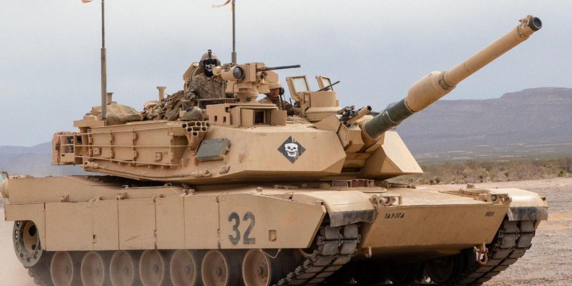 Западные СМИ объявили о провале российского оружия для уничтожения танков M1 Abrams