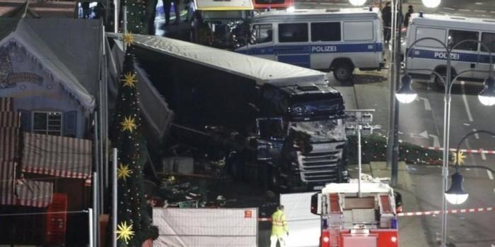 Полиция Берлина задержала не того человека после теракта на ярмарке