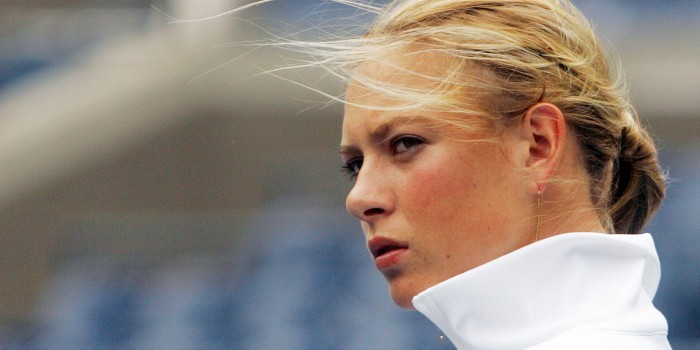 Бывший тренер Шараповой сообщил о проблемах с сердцем у спортсменки