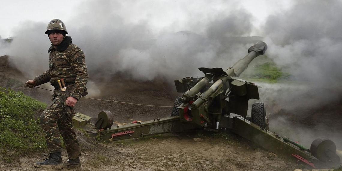 Пашинян предложил России провести антитеррористическую операцию в Карабахе