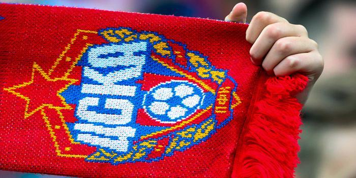 Британцы назвали логотип ЦСКА в числе самых красивых в мире