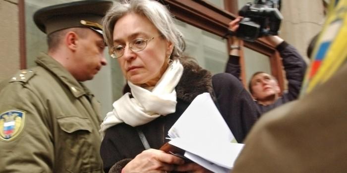Маркин считает, что убийство Политковской могло быть заказано из Лондона