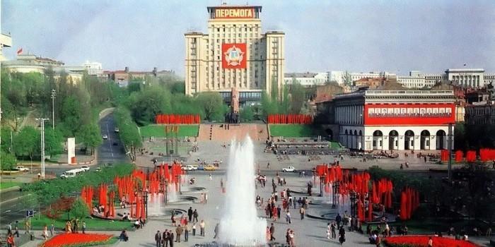 """В Киеве на ВДНХ появится музей """"советской оккупации"""""""