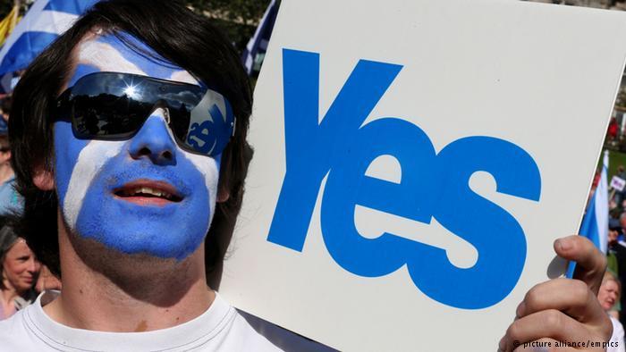 """Что будет, если Шотландия скажет """"Да""""?"""