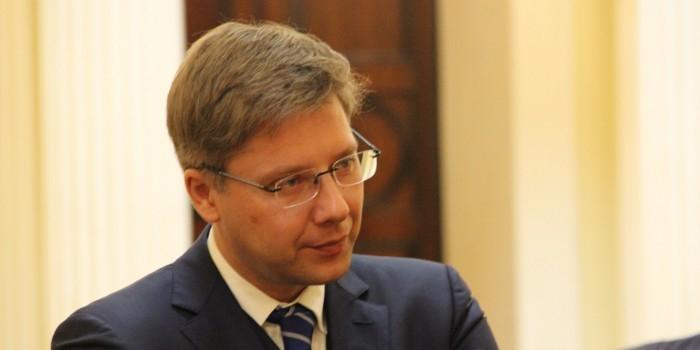 Мэра Риги оштрафовали за разговор со школьниками на русском языке