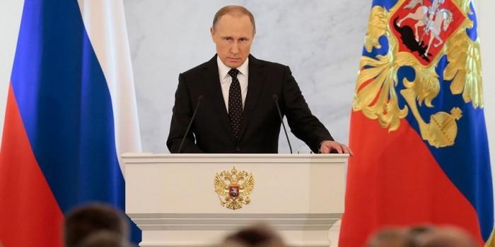 ВЦИОМ зафиксировал рекордно высокий интерес к посланию Путина