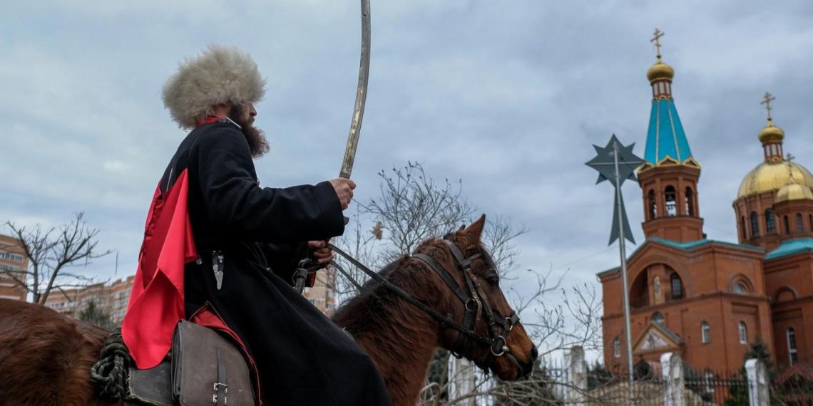 В Москве казаки напали на подопечных Фонда доктора Лизы
