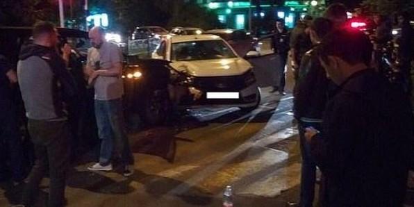 Киркоров выложил фото страшной аварии с участием своего коллектива