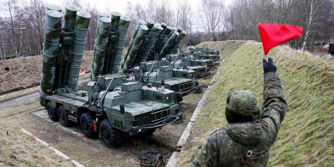 Россия готова допустить Турцию к производству С-400