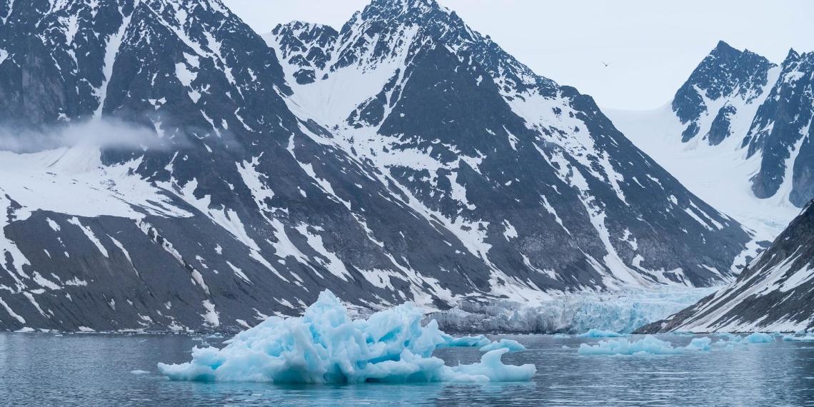 В Арктике ученые обнаружили кости динозавров